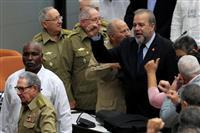 キューバ首相にマレロ氏 憲法改正で創設、国会任命