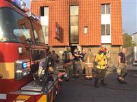 アパート火災で6人死亡 米ラスベガス、13人負傷