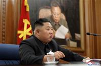 正恩氏、ICBMに触れず「2段階」で米に圧力