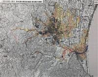 千葉県、8河川で新たな浸水想定区域図を公表へ 各市町村がハザードマップ見直し