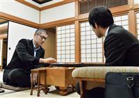 将棋アマ強豪、折田さん 棋士編入試験第2局敗れ1勝1敗