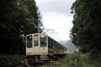 福島の会津鉄道で脱線 乗客ら5人けがなし
