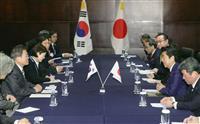 【首相記者会見】徴用工問題は韓国側の責任で解決を