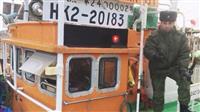 ロシア、国後連行の漁船解放 安全操業の5隻、罰金命令
