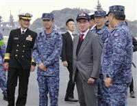 北朝鮮、河野氏を非難 「島国に脅威与えず」