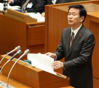 森田知事の私的視察「適切といえない」 台風15号対応で県PT