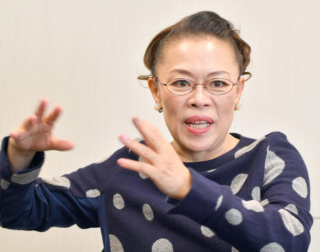 母親を遠距離介護、要介護4から1に 柴田理恵さん 寝たきりから半年で ...