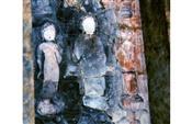【石仏は語る】玉虫厨子似、高度な造形技術「古法華石仏」 兵庫県加西市西長町