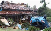 【経済インサイド】深刻な台風被害、保険金1兆円超も 火災保険料値上げ濃厚