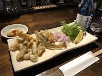 冬の日本海で「根魚」のアイナメ釣った 人生初の3枚おろしも