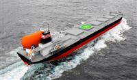 石炭運搬にLNG船を採用 九電、2隻が5年に就航