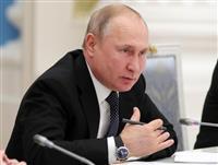 プーチン大統領「新兵器開発で世界に先行」と豪語 極超音速兵器「アバンガルド」誇示