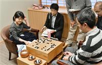 囲碁最年少の仲邑菫初段、17勝に伸ばし打ち納め 名人戦予選