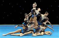新体操ともバレエとも違う 美しすぎるグループ体操AGGとは