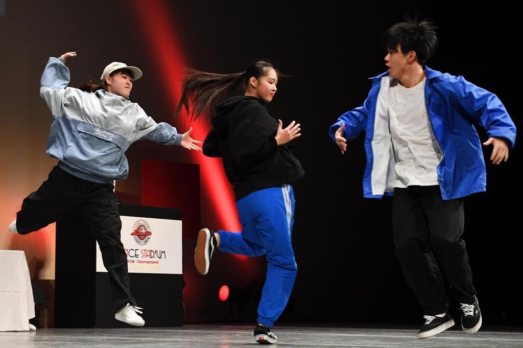 【動画あり】高校ダンス部選手権バトル大会西日本大会 「熊本魂」が優勝
