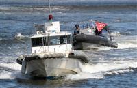 五輪控え3管が警戒強化 横浜開港以来、客船最多寄港か 江の島周辺の安全確保に全力