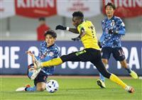 日本、ジャマイカに大勝 サッカーU-22親善試合