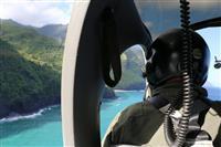 ハワイでヘリ墜落6人死亡 カウアイ島観光、7人搭乗