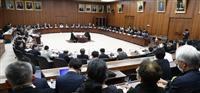 【日本の議論】進まない憲法審 「原案は自然に集約」「論点洗い出しを」
