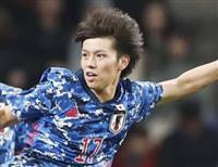 田中碧ら国内組中心の23人 サッカーU23アジア選手権