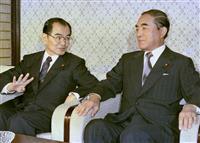 【政治デスクノート】昭和の大宰相に挑んだ社会党のエース