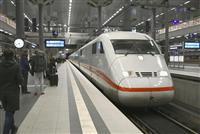 ドイツ、元日から鉄道割安に グレタさん提唱の温暖化対策が影響