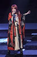 【紅白速報】(5)初出場のLiSAさん「鬼滅」テーマを熱唱