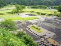 朝倉氏遺跡保存で福井県と奈文研連携 技術研究、早急な措置を