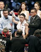 井岡が初防衛に成功 WBOスーパーフライ級タイトルマッチ