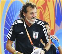 ラモス監督、満了で退任 ビーチサッカー日本代表