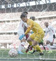鹿島、天皇杯破れ無冠決定 神戸の守備攻略できず