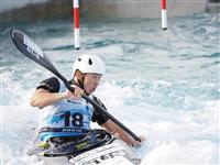 カヌースラローム競技日本代表 足立和也選手(29)「表彰台に立って恩返し」