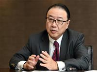 【新春直球緩球】経済同友会・桜田代表幹事「GAFAと異なり、リアルデータ活用を」