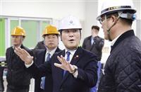韓国、フッ化水素国産化か 大量生産可能と発表 輸出管理厳格化対象