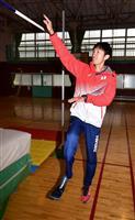 子供たちに「挑戦」伝えたい パラ6度目出場の山梨・鈴木徹選手