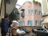 ゴーン被告のレバノン邸宅、漂う緊張感 「英雄とは思わぬ」の声も