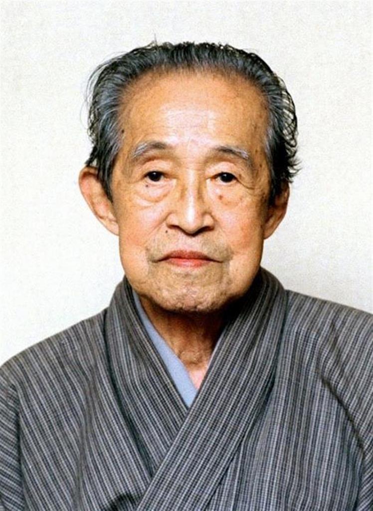 井上靖氏、69年にノーベル賞候補 初推薦 資料開示