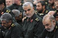 イラン司令官殺害 トランプ氏「米国人殺害を企て」と非難