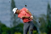 シャウフェレが首位 米男子ゴルフ第2日