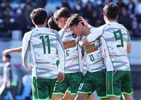 青森山田が連覇へ前進、苦戦も「経験値になる」 高校サッカー