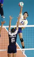 東京勢4校が3回戦に 駿台学園、東亜学園ストレート勝ち 八王子実践も3回戦へ 春高バレ…