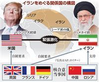 【米イラン緊迫】イラク、欧州も巻き込み情勢複雑化