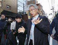 ゴーン被告弁護団の弘中氏「今後、取材受けない」 文書で通知