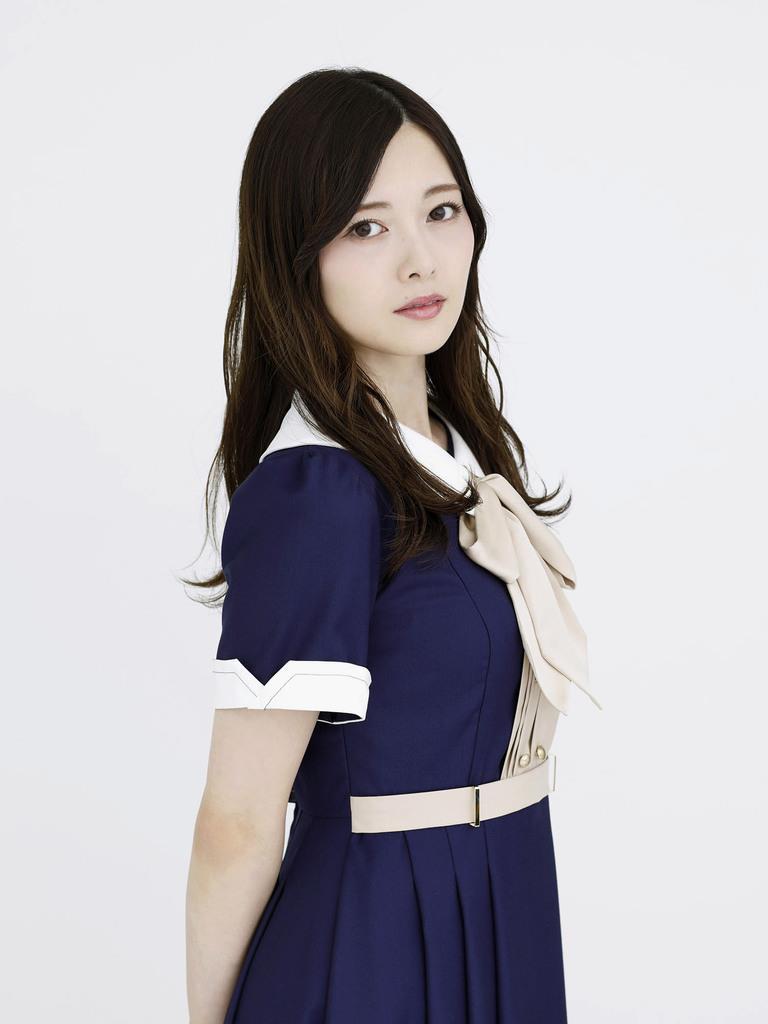 白石麻衣さんが卒業へ 乃木坂46の中心的存在