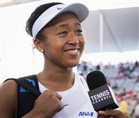 大坂なおみ、今季初戦を白星で飾る ブリスベン国際テニス