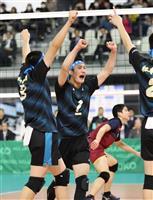 長野・松本国際、土壇場で「本来の力出せた」 春高バレー4強入り