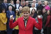 【欧州を読む】英でスコットランド独立派が躍進「住民投票の再実施を」