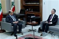 レバノン大統領、協力を約束 ゴーン被告逃亡、日本の大使と会談