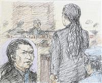 【相模原45人殺傷初公判・詳報(1)】被告暴れ、怒号飛ぶ法廷 傍聴人ぼう然