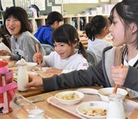 【話してみよう Japaneseライフ】school lunch 学校給食